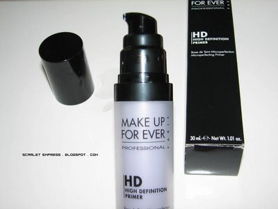 Make Up Forever Review
