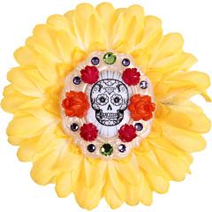 Tarina Tarantino Lg Daisy Sugar Skull Anywhere Clip