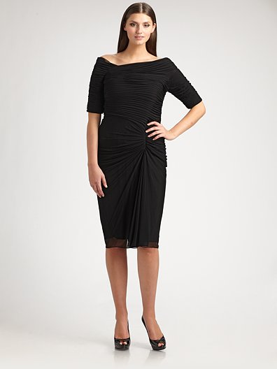 Five Great: Little Black Dresses for Cocktails and Beyond - Manolo ...