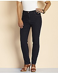 Fit your calf jeans